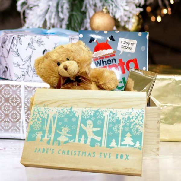 in the night garden personalised christmas eve box